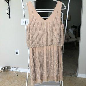 Xscape Sequined Dress
